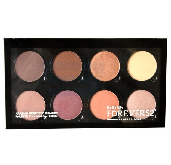 Forever52 Intensity Arabian Night Eye Shadow Palette - FHE001