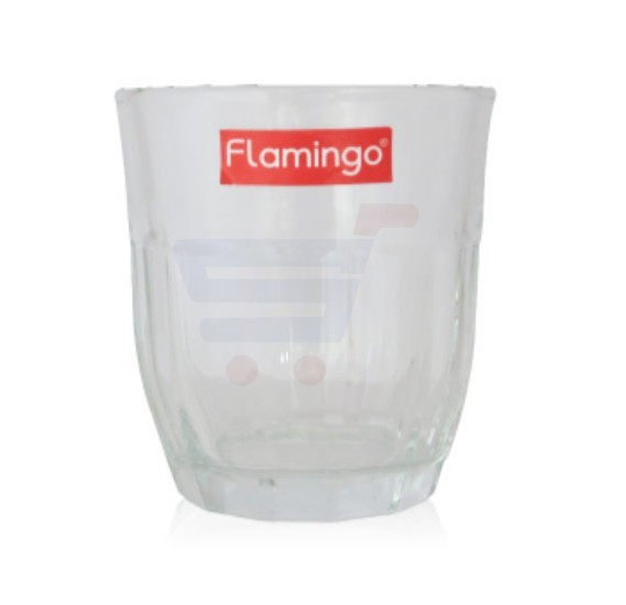 Flamingo Glass Set - FL5604GWC