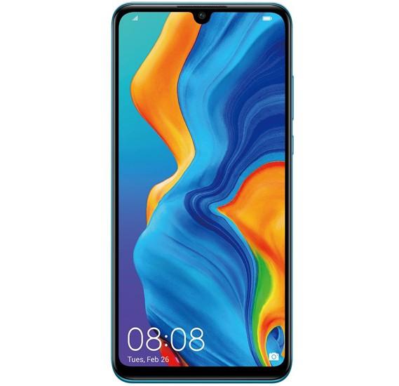 Buy Huawei P30 Lite Dual Sim 128gb Blue 128gb Online Oman Ourshopee Com Ok1981