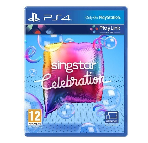 Sony Singstar Celebration For PS4