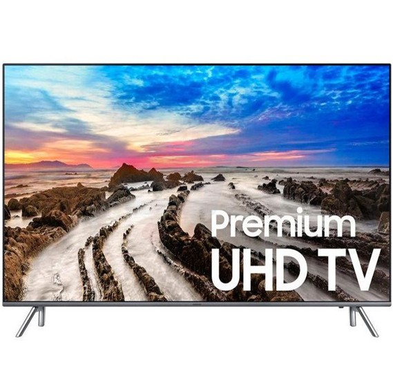 Samsung 65 inch 4K Ultra HD TV 65MU8000