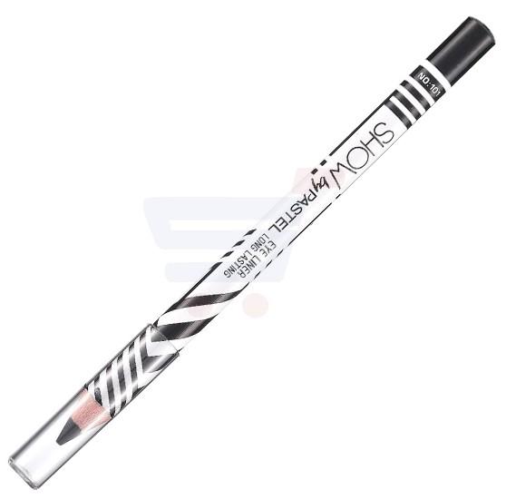 Pastel Makeup Pencil Eyeliner Black