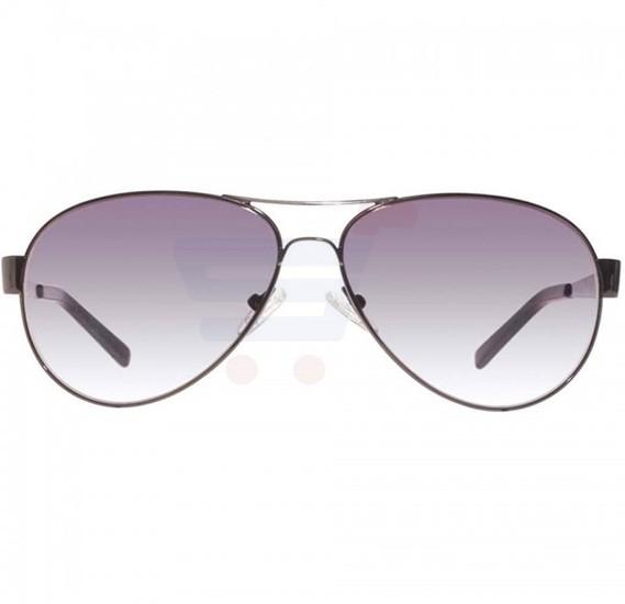 3a4cd3a2ff Buy Guess Aviator Black Frame   Grey Gradient Mirrored Sunglasses For  Unisex - GU6827-08B Online Dubai