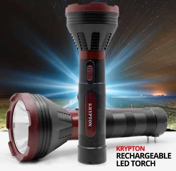 Krypton Plastic Torch  KNFL5003