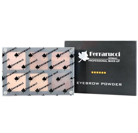 Ferrarucci Eyebrow Powder 27g, 6006-A1