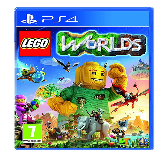 Warner Bros Lego World For PS4
