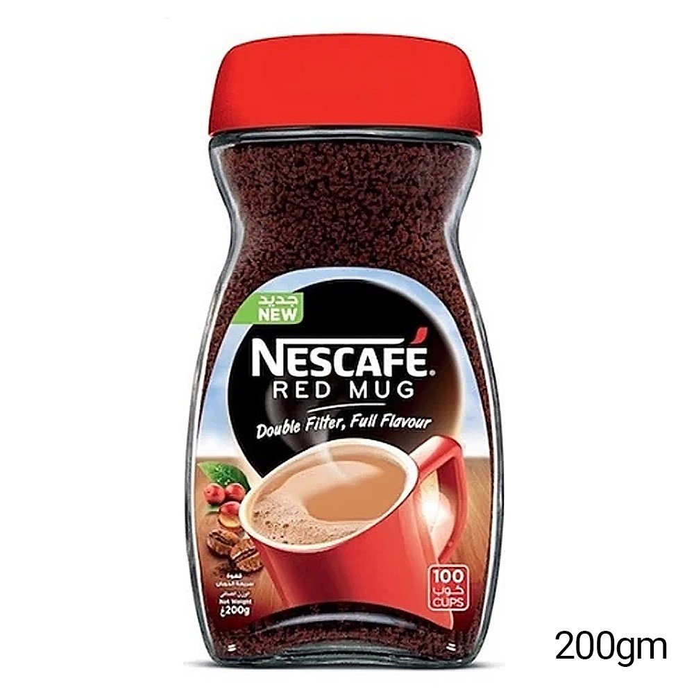 Nescafe 17950 Classic Coffee Dawn Jars - 200 Gram
