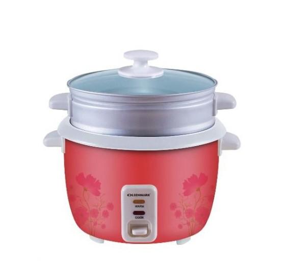 Olsenmark Omrc2350 Delux Rice Cooker