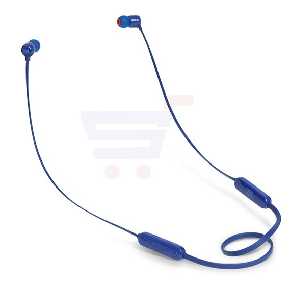 JBL In-Ear Headphone T110BT-Blue