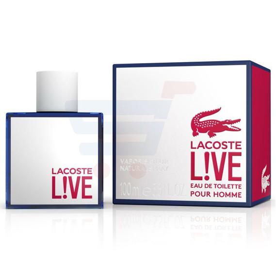 Lacoste Live Edt 100ml For Men