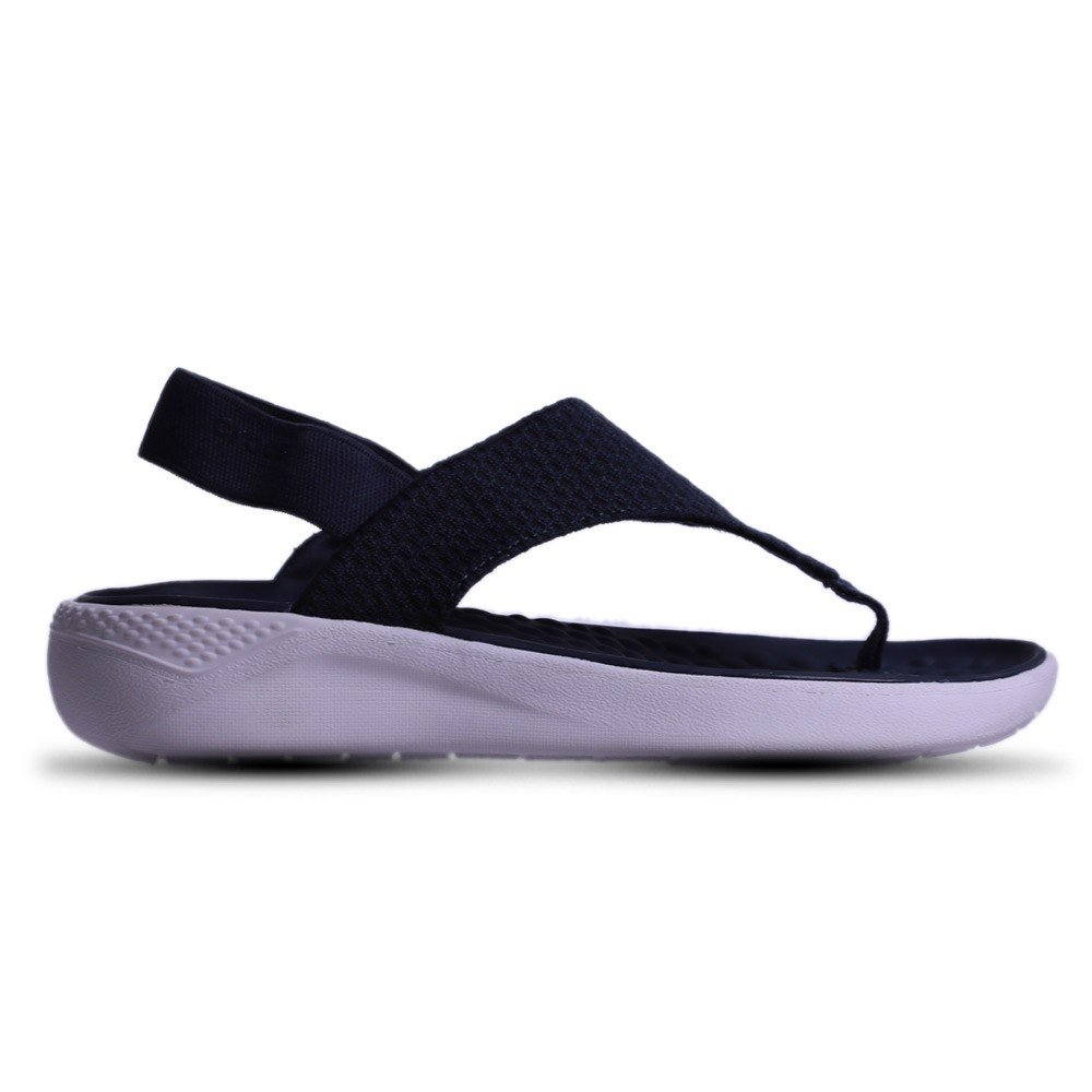 Crocs Womens Clogs Sandals Literide Mesh Flip, Size 36