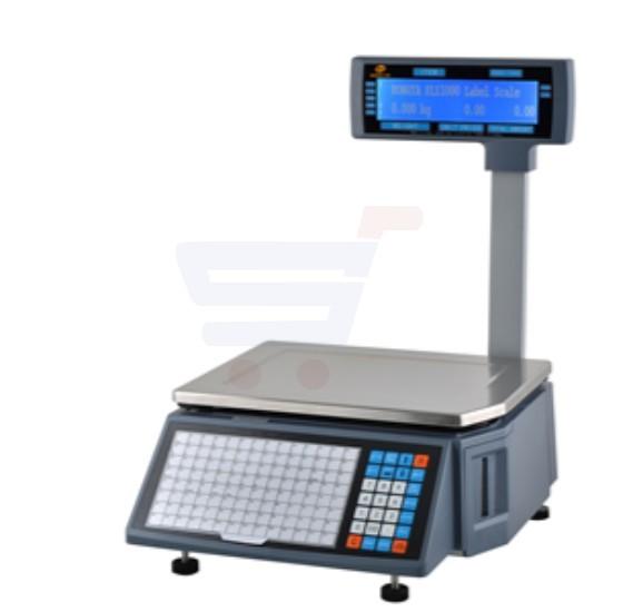 Rongta Digital Electronic Thermal Label Printing Scales 15KG - RLS1000
