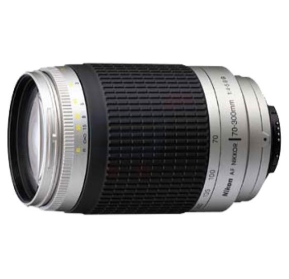 Nikon AF ZOOM-Nikkor 70-300MM F/4-5.6G (4.3X) Zoom Lens