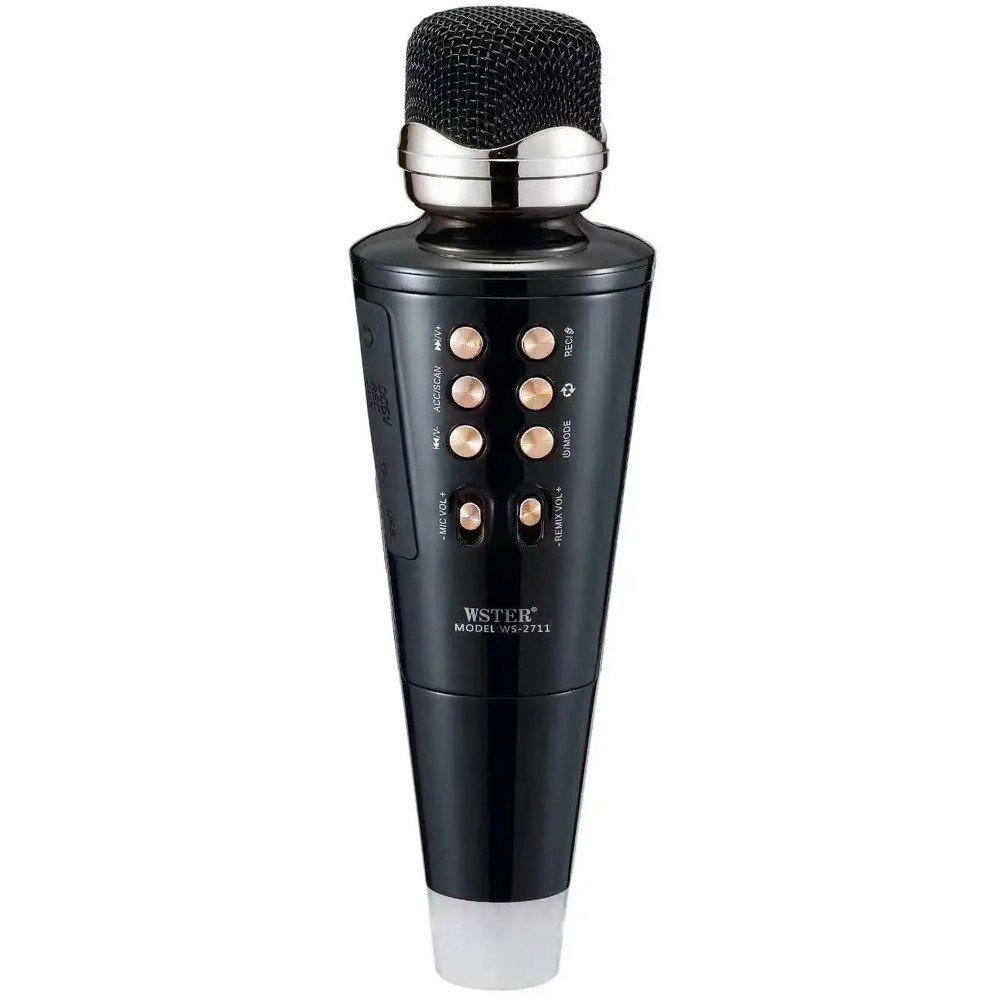 Bluetooth Microphone Speaker, WS-2711