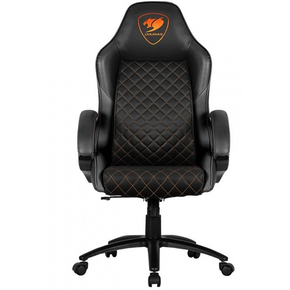 Cougar Fusion Gaming Chair Black, 3MFUBNXB0001