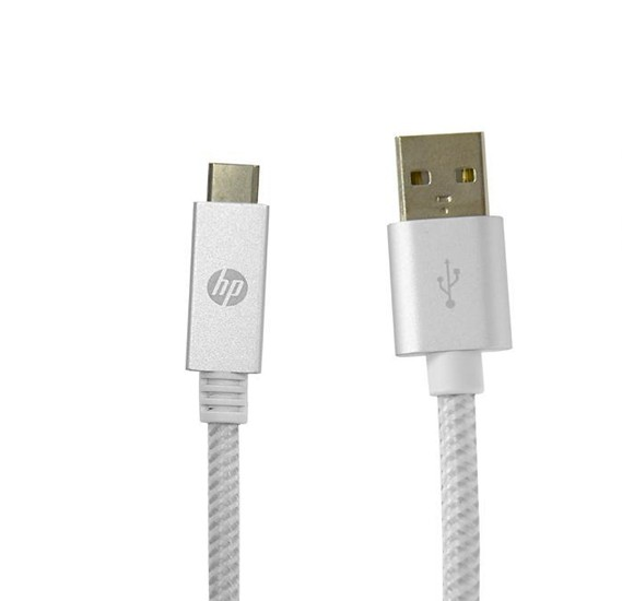 Hp Pro Usb-C To Usb-A 1.0m  Silver, Hp042gbslv1tw