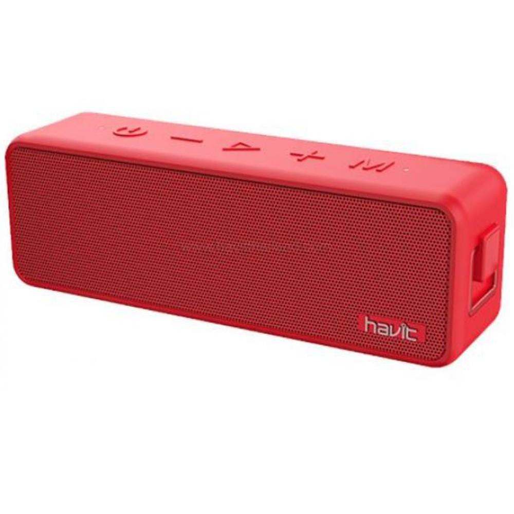 Havit M77-R Bluetooth Speaker, Red