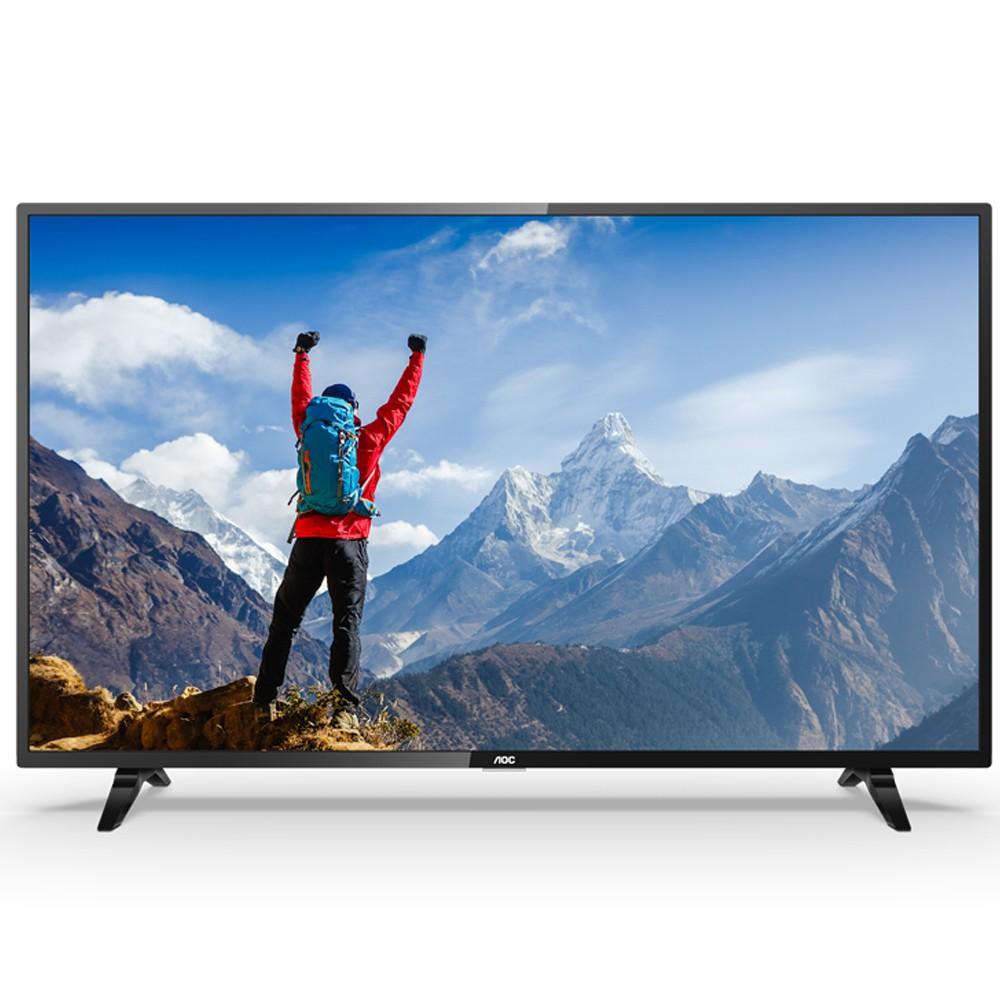 AOC 43 Inch Full HD LED Stranded TV AOC43M3295