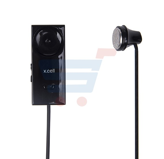 281dbdadb9f Buy X-Cell Bluetooth Clip On Headset Black Online Dubai, UAE |  OurShopee.com 16451