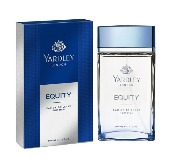 Yardley Equity EDT Men 100ml Perfume