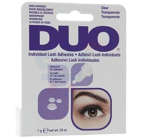 Duo Eye Lash Glue Transparent