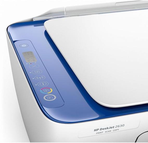 HP Deskjet 2630 All-in-One Wireless Printer