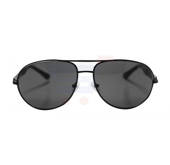 Aigner Aviator Black Frame & Green Mirrored Sunglasses For Unisex - AI-SM-01A-COL1