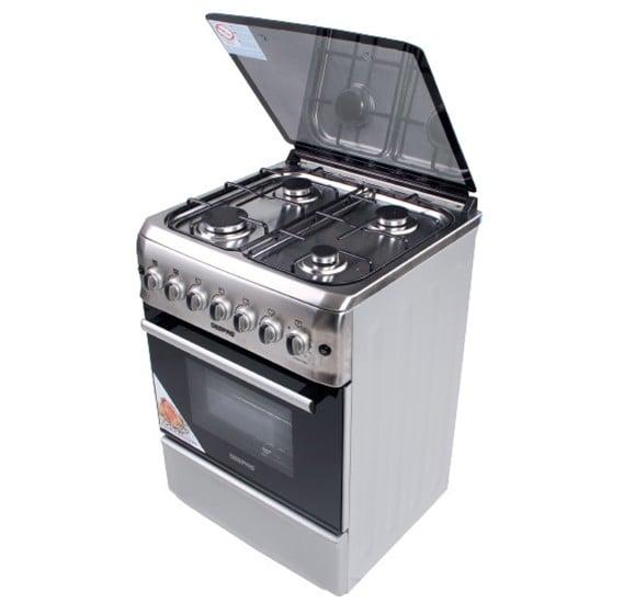 Geepas Free Standing Cooking Range - GCR6057