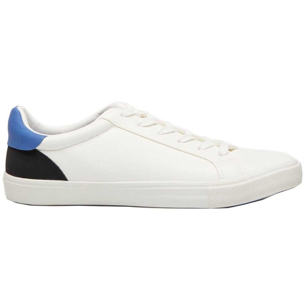 Springfield Casual Shoe White W/Blue/Black, Size 43