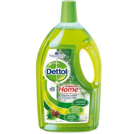 Dettol Healthy Home All Purpose 4 in 1 Multi Action Pine Fragrance Cleaner 1.8L