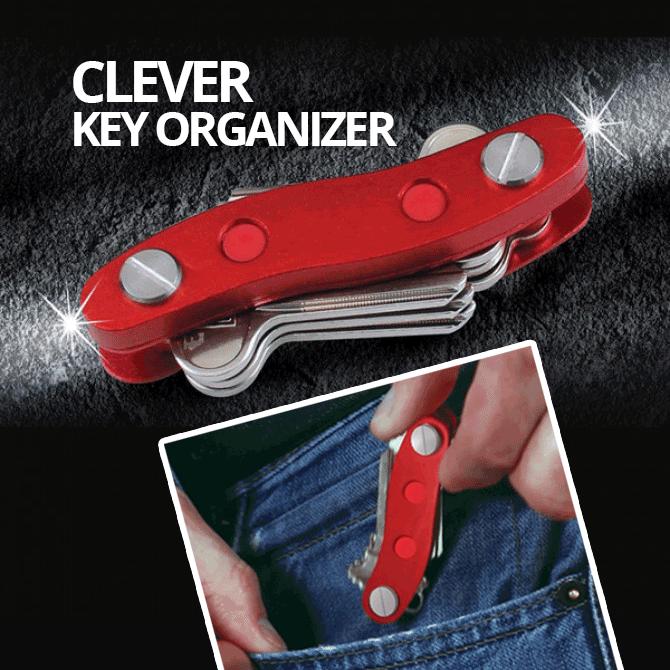 Clever Key Organizer