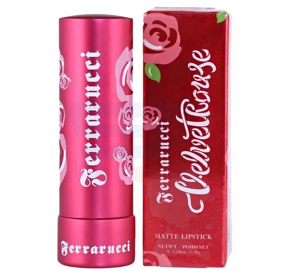 Ferrarucci Velvet Rouge Lipstick 3.8g, Midnight Brown