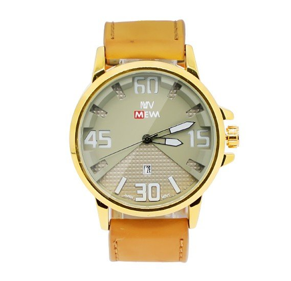 Mewa Wrist Watch for Men, 6089G-009