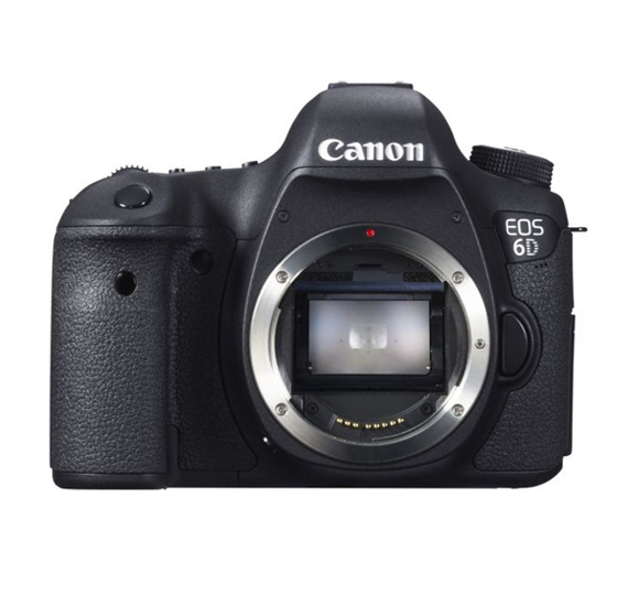 Buy Canon Eos 6d Body Only Slr Camera Online Qatar Doha Ourshopee Com Oa2310