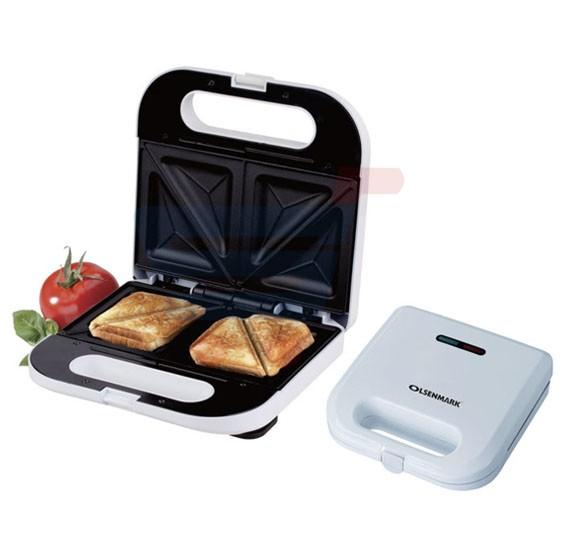 9255263d10e Buy Olsenmark 2 Slice Sandwich Toaster Online Dubai