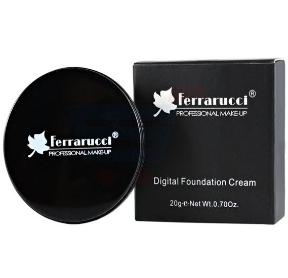 Ferrarucci Digital Foundation Cream 20g, 8