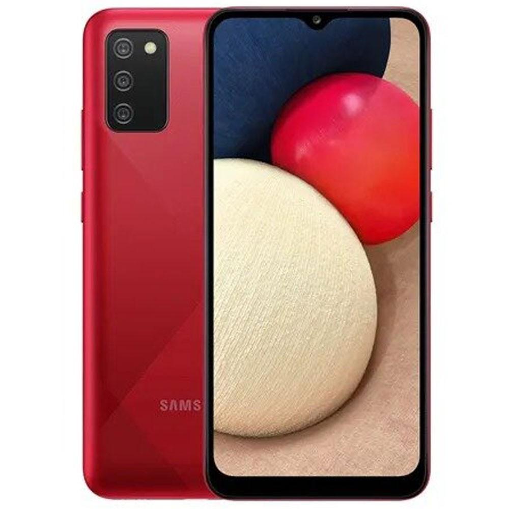Samsung Galaxy A02s Dual SIM Red 4GB RAM 64GB Storage 4G LTE