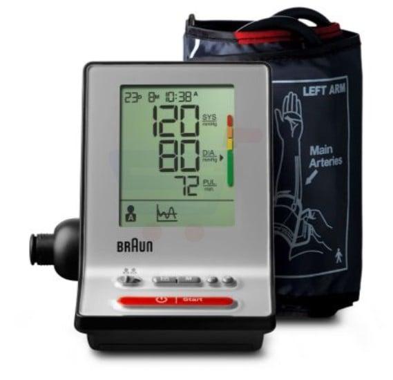 Braun Upper Arm Blood Pressure Monitor - BP6100