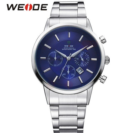 WEIDE Brand Sport Fashion Mens Analog Quartz Watch - 3312