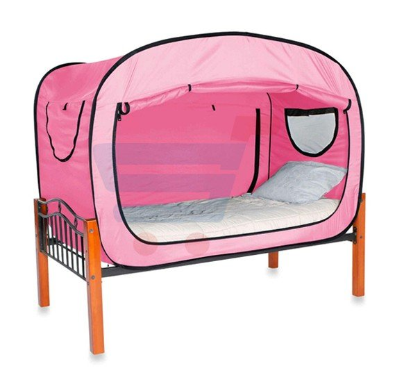 Privacy POP Bed Tent With Double sided zippers - Rose Gold ...  sc 1 st  Ourshopee com & Buy Privacy POP Bed Tent Online Dubai UAE | OurShopee.com 5815