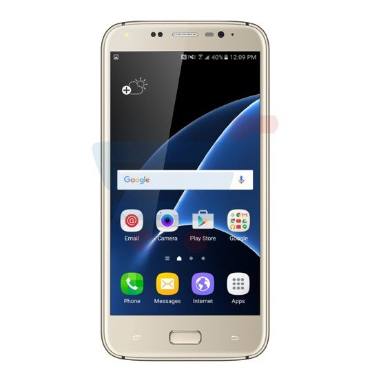 S-COLOR S7 Pro 4G LTE Smartphone,Android,6.0 inch HD Display,3GB RAM,32GB Storage,Dual SIM,Dual Camera,Octa Core 2.0GHz Processor,WiFi,BT-Gold