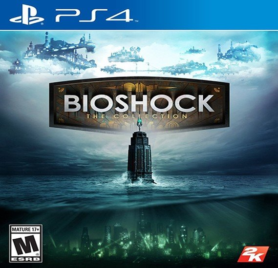 2K Games Bioshock Collection For PS4