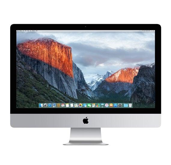Apple iMac MK482 i5, 3.3GHz, 8GB Memory, 2TB Storage, Retina Display