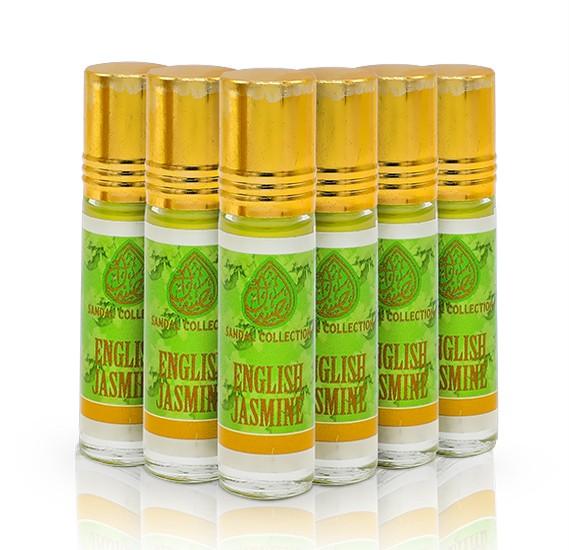 PCP Jasmine 6 in 1 perfume Pack
