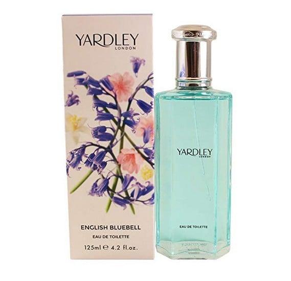 Yardley Of London English Bluebell Eau de Toilette Spray for Women, 4.2 Ounce