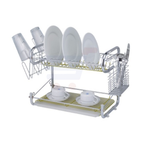Flamingo Drainer With Tray 2 Layer - FL1303DR