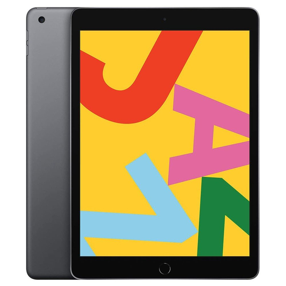 Apple iPad 7 10.2 inch 2019 7th Gen Wi-Fi, 32GB With Facetime -Space Gray