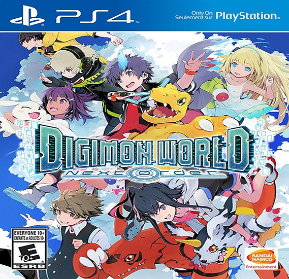 Namco Bandai Entertainment Digimon World Next Order For PS4