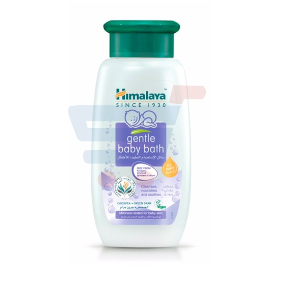 Himalaya Baby Bath 400 ML