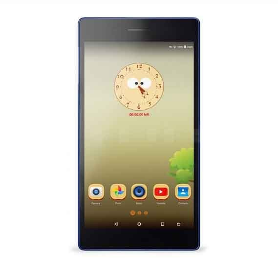Lenovo Tab3, 710i Tablet - 7 Inch, 8GB, 1GB RAM, Black